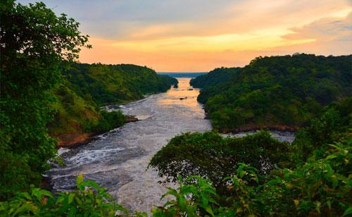 36 - 6 Most Beautiful Rivers in the World