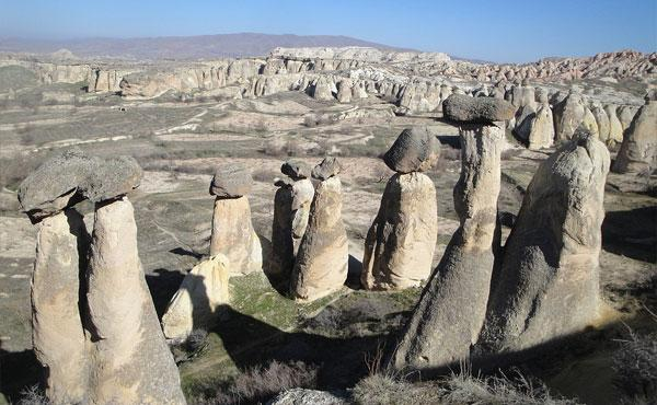 47 - 8 Incredible Rock Formations in the World