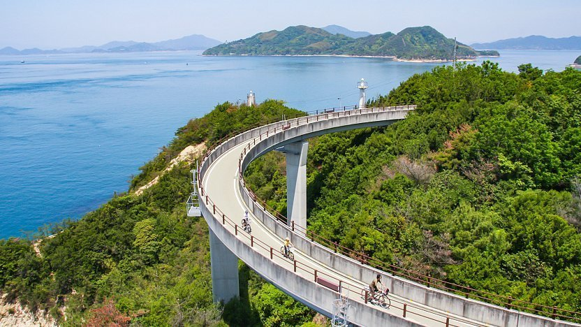 japan cycling - The Top Cycling Vacations